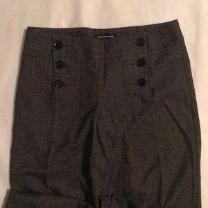 High-Waisted Wide Legged Trouser